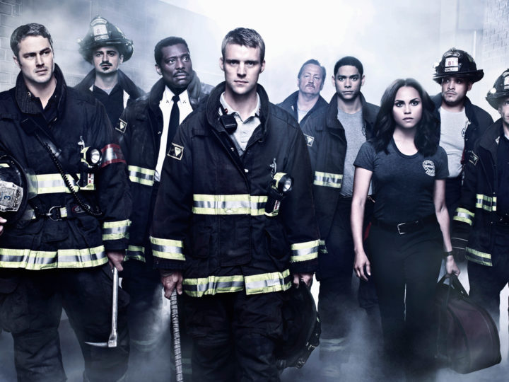 Chicago Fire Renewed for Third Series