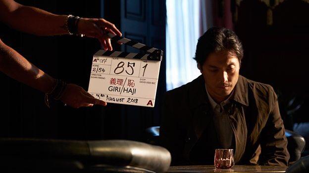 Ben Chessell Directing Giri/Haji for Netflix and BBC