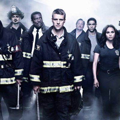 Jesse Spencer stars in Chicago Fire on NBC (USA) & FOX8 (Australia)