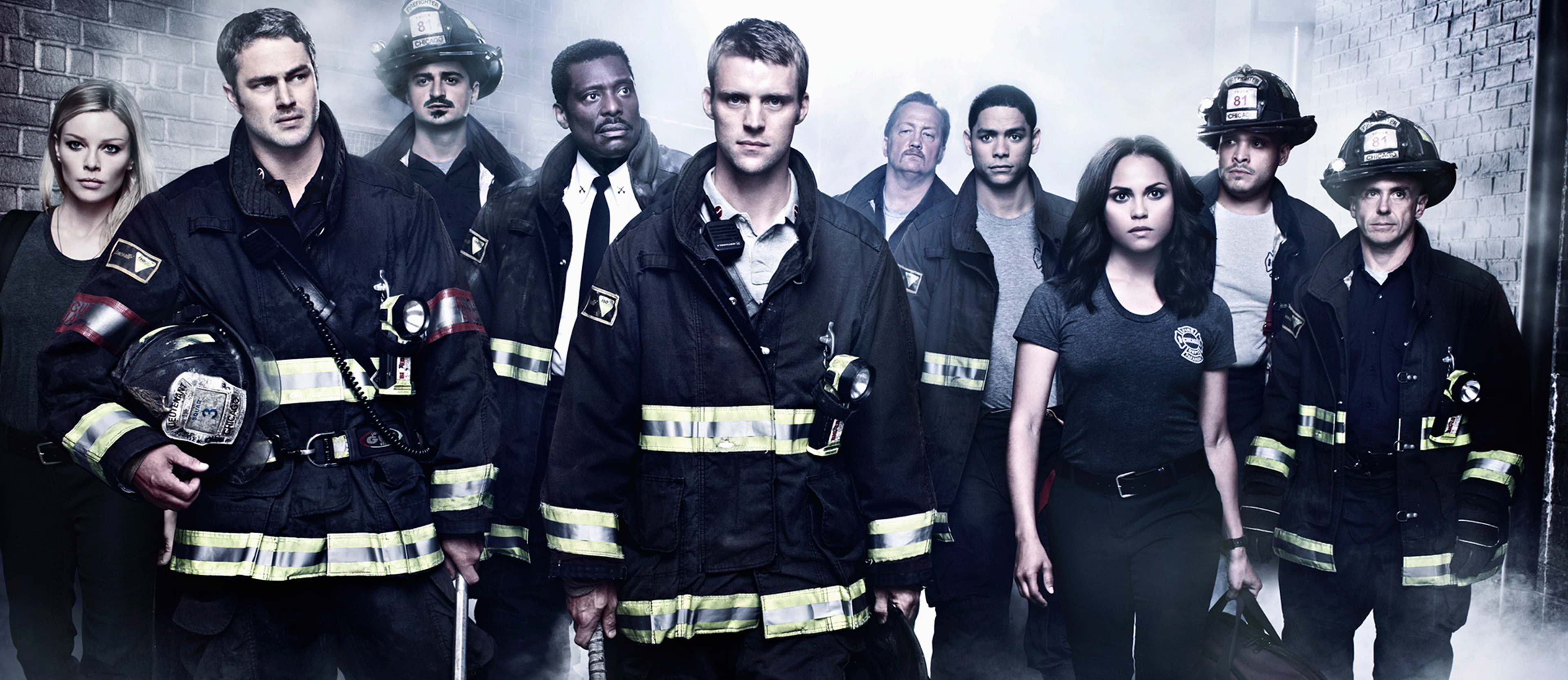 Jesse Spencer stars in Chicago Fire on NBC (USA) & FOX8 (Australia)