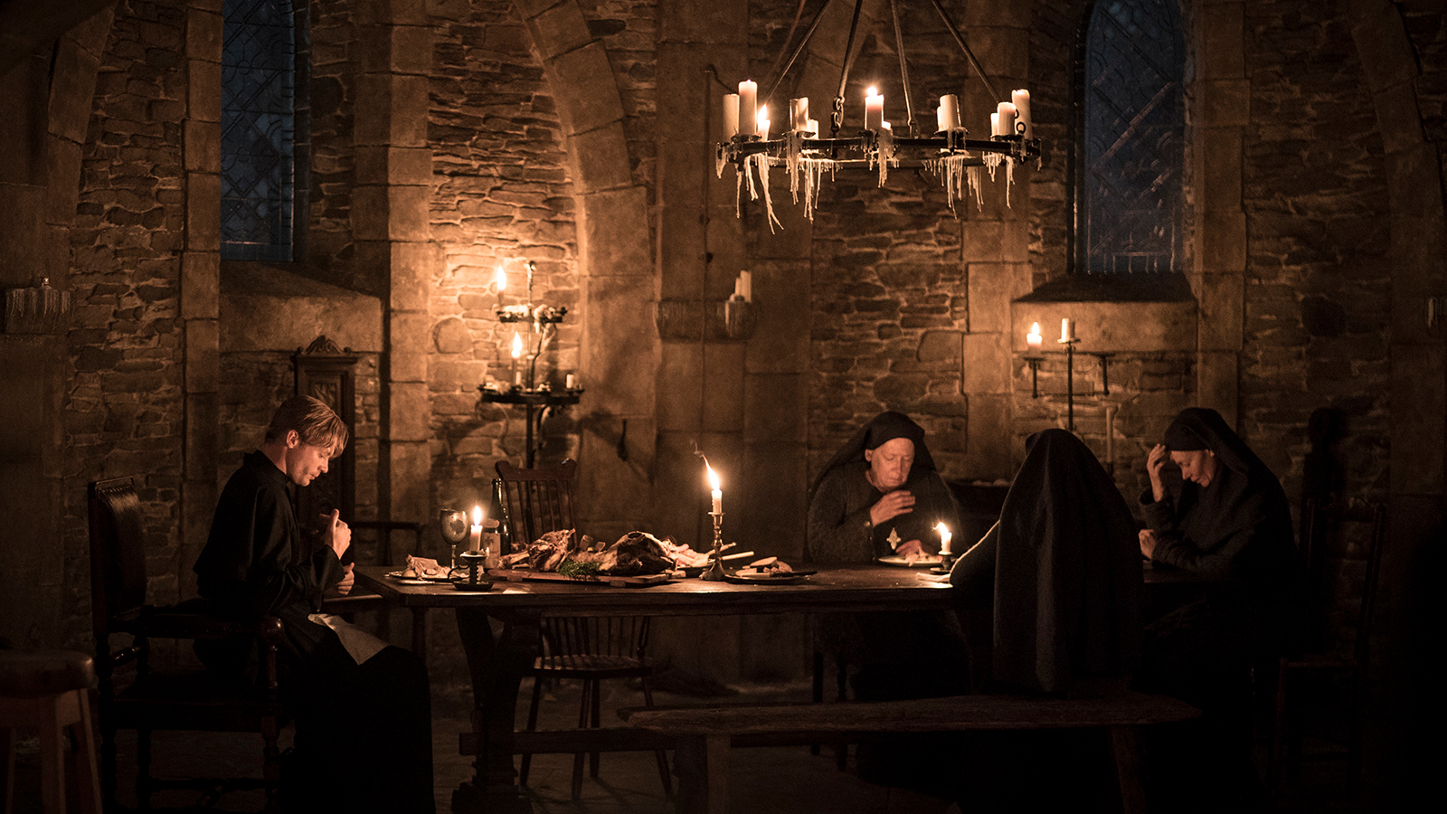 Critically Acclaimed Lambs of God, with Production Design by Chris Kennedy